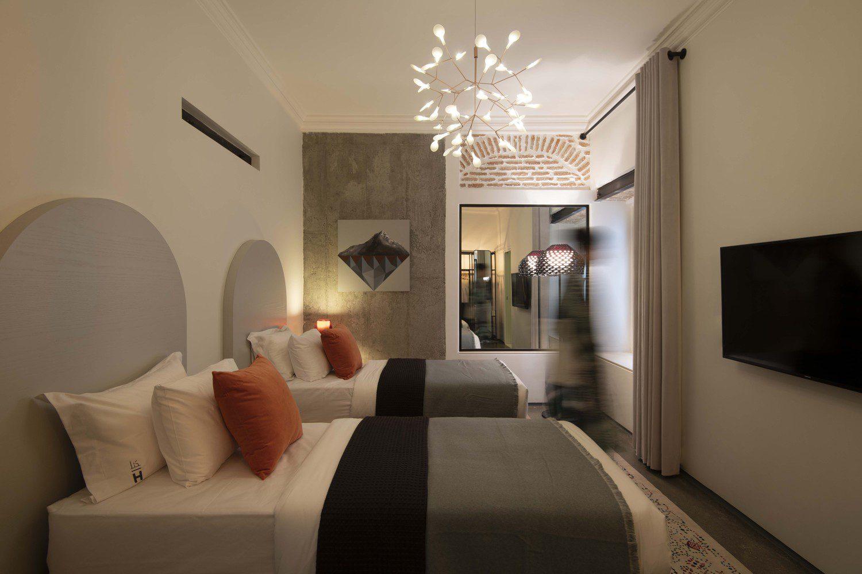 اتاق دو تخته هتل