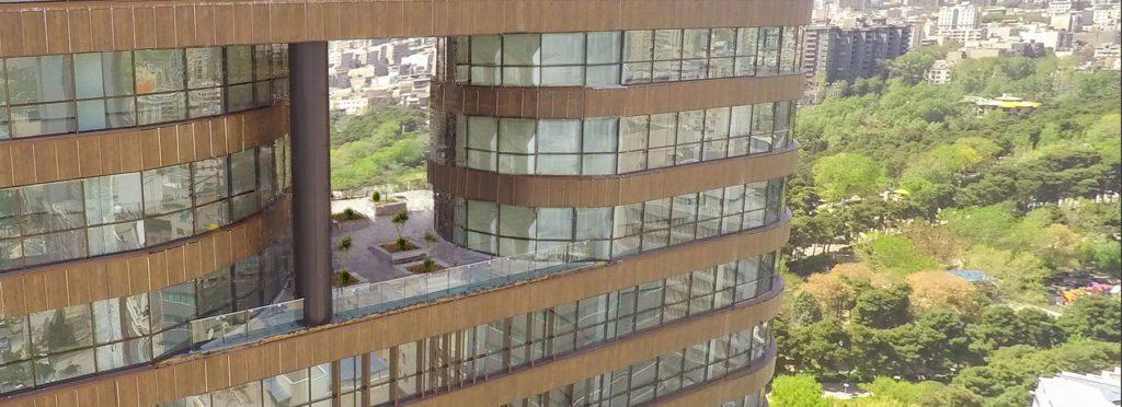 برج اداری وزرا