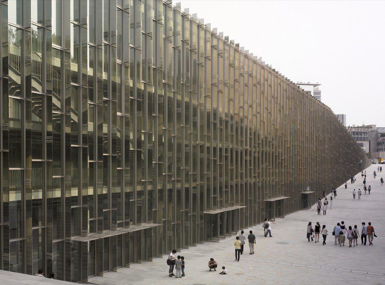 دانشگاه زنان اوها | برنده جایزه بین المللی معماری سال 2003
