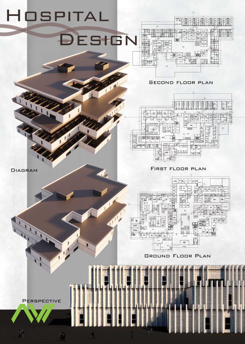 دانلود شیت لایه باز معماری